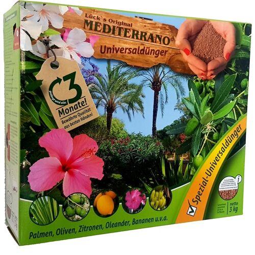 Spezial-Dünger für mediterrane Pflanzen (10kg)