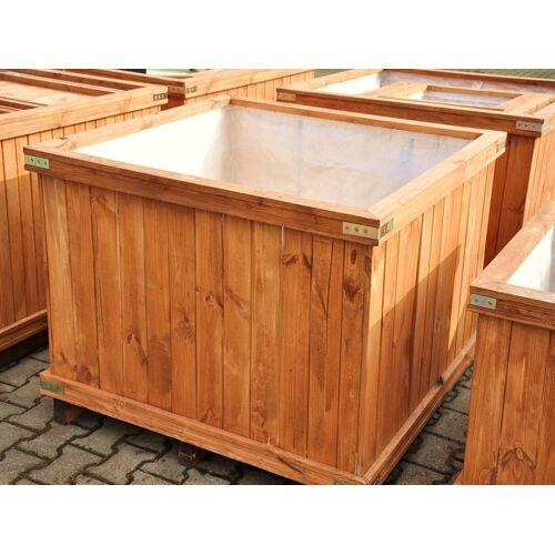 Holzkübel 100x100x65