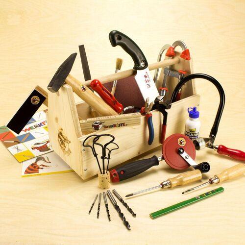 ART Das großes Werkzeugset für Kinder