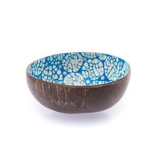 Bea Mely Kokosnuss-Schale blau