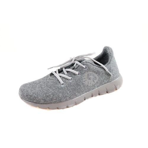 GIESSWEIN Merino Runners Woll-Sneaker  anthrazit