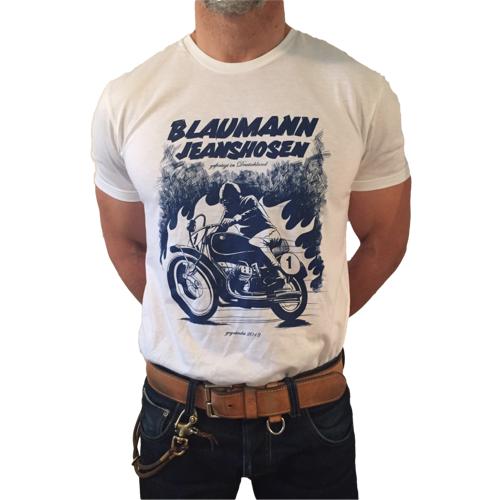 Blaumann T-Shirt Blaumann Motorrad