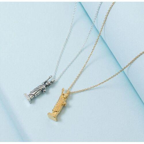 Freiheitsstatue Halskette