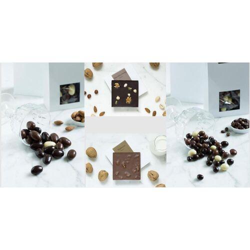 chokoin Edler 4er-Schokoladen Mix