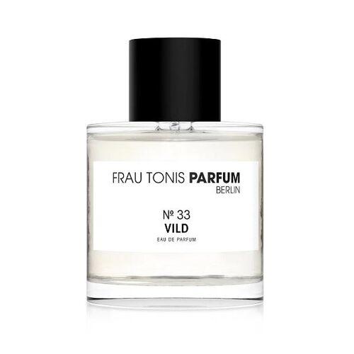 FRAU TONIS PARFUM No. 33 VILD – Eau de Parfum - 50ml
