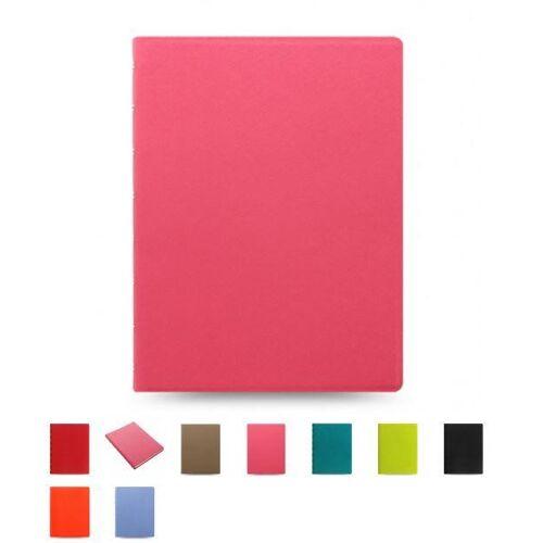 Filofax Notebook A5 saffiano series