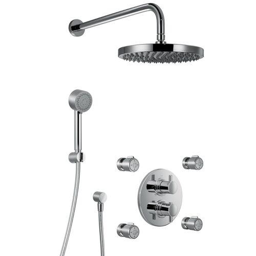 HSK Shower-Set 1.07 – Duschbrause Shower-Set