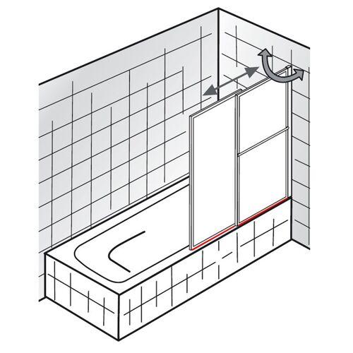 HSK Dichtprofil horizontal