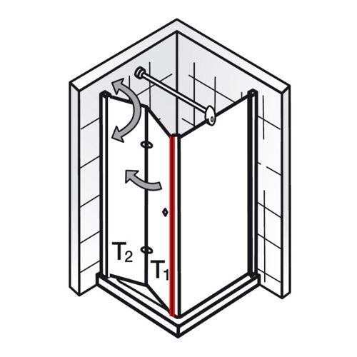 HSK Magnetprofil 45°