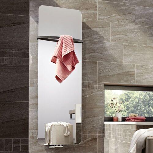 HSK Softcube Heizkörper mit Spiegelfront