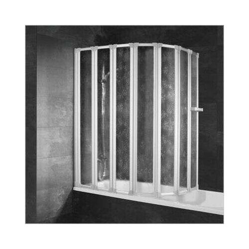 Schulte Komfort VII Badewannenaufsatz 7-teilig - Duschkabine