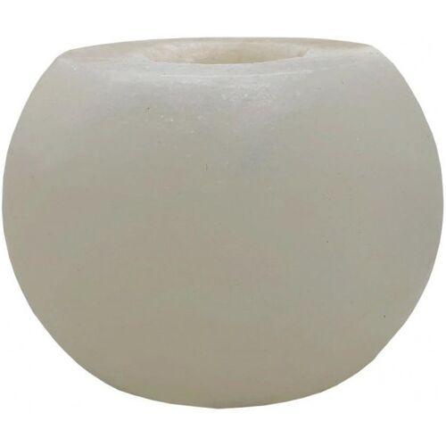 Königssalz Salzteelicht geschliffen rund 1,5 - 1,8 kg Halit, 120204