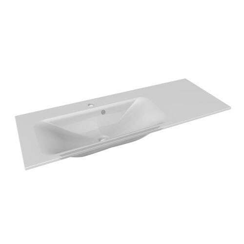 Fackelmann YEGA Waschbecken 110 cm aus Glas