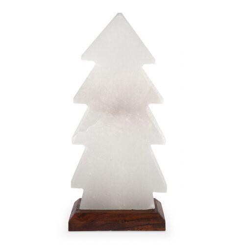 Königssalz Salzlampe Tannenbaum Halit-Salz