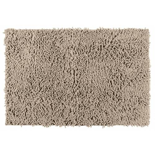 WENKO Badematte Chenille Sand, 50 x 80 cm, 23106100