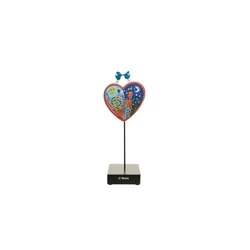 Goebel Figur James Rizzi - Love in the Heart of City Goebel Rizzi - Love in the Heart of City