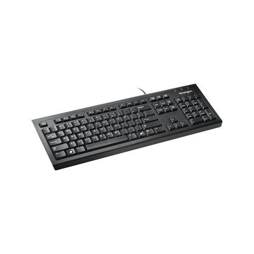 Kensington Tastatur ValueKeyboard Kensington Schwarz