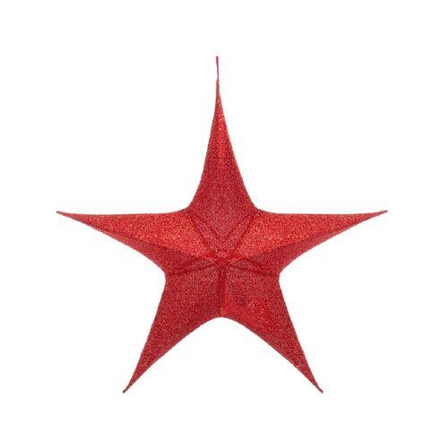 Living Deko-Stern Living Rot