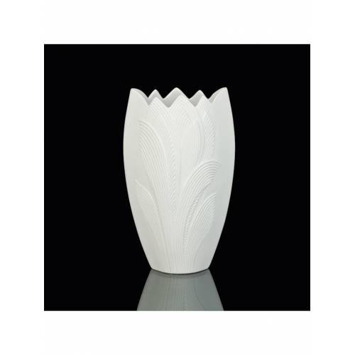 Kaiser Porzellan Vase Palma Kaiser Porzellan weiß