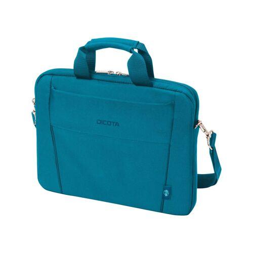 Dicota Notebooktasche Slim Eco BASE Dicota Blau