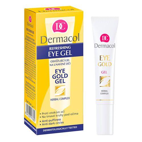 Dermacol Eye Gold Gel Dermacol weiß