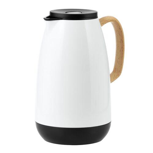 Esmeyer Isolierkanne 'NATURE'; 1 Liter Esmeyer Weiß