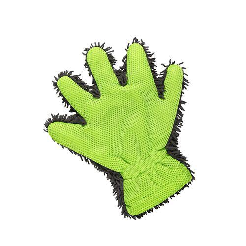 TRI Power-Putzhandschuh TRI grün/grau
