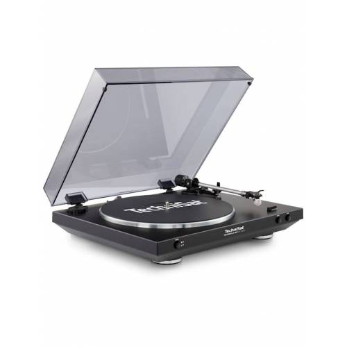 Technisat Plattenspieler TECHNIPLAYER LP200 TechniSat Schwarz