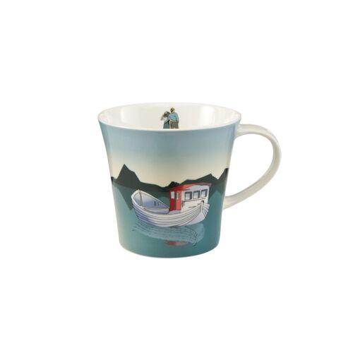 Goebel Coffee-/Tea Mug Fishing Boat Goebel Fishing Boat