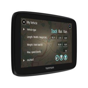 TomTom Navigationssystem GO Professional 520 Tomtom Schwarz