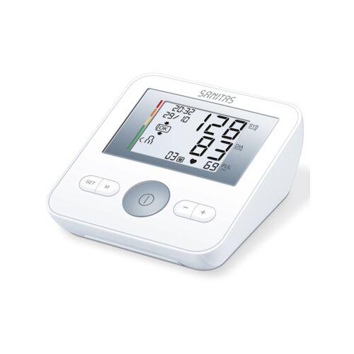 Sanitas Blutdruckmessgerät Blutdruckmessgerät SMB 18 Sanitas Weiß