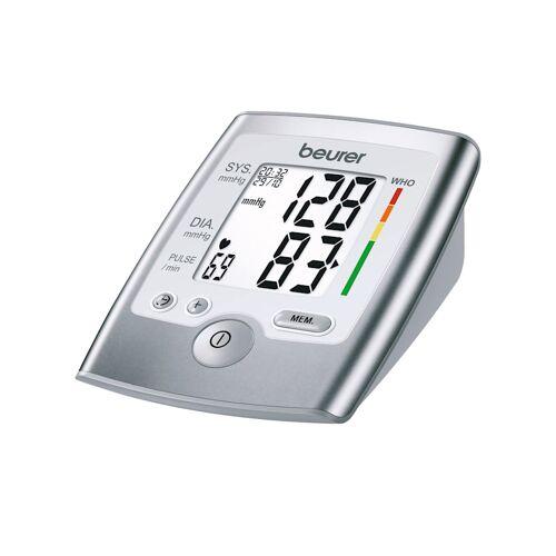 """Beurer Oberarm-Blutdruckmessgerät """"BM 35"""" mit Blutdruck- & Arrhythmieerkennung Beurer grau"""