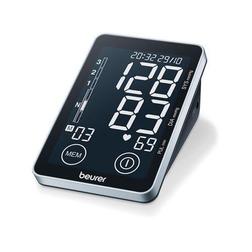 Beurer Blutdruckmessgerät Blutdruckmessgerät BM58 Beurer Schwarz