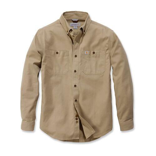 Carhartt Bekleidung Carhartt Langarmhemd Carhartt dark khaki
