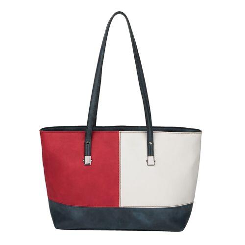 Sina Jo Shopper Sina Jo rot/weiß/marine