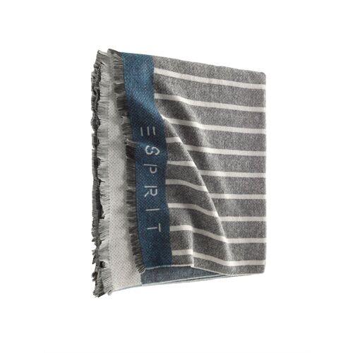 Esprit Plaid Big Stripe Esprit Blau