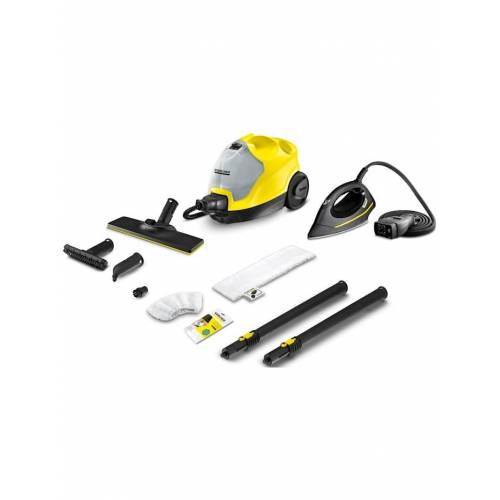 Kärcher Dampfreiniger Dampfreiniger SC 4 EasyFix Iron Kärcher Gelb