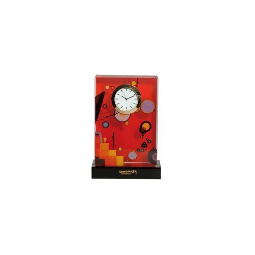 Goebel Tischuhr Wassily Kandinsky - Schweres Rot Goebel Kandinsky - Schweres Rot