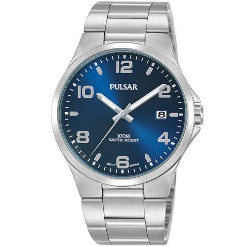 Pulsar Herren-Armbanduhr Pulsar Blau