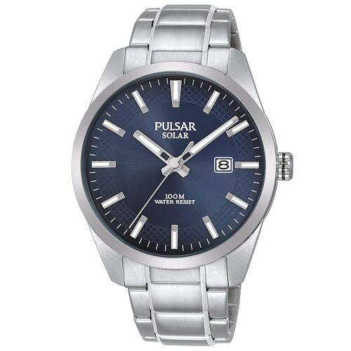 Pulsar Solaruhr für Herren Pulsar Blau