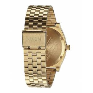 Nixon Uhren Rund Analog Quarz Nixon gold/grün