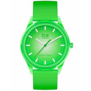 Ice Watch Armbanduhr Solar Grass M Grün Ice Watch Grün
