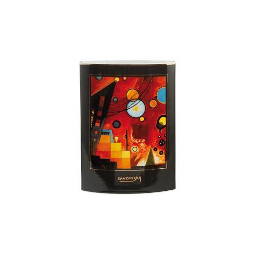 Goebel Vase Wassily Kandinsky - Schweres Rot Goebel Kandinsky - Schweres Rot