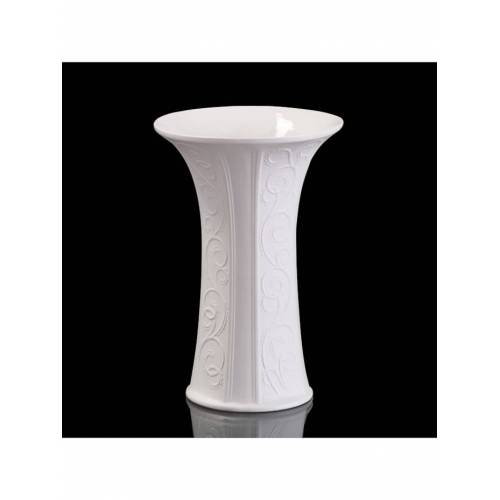 Kaiser Porzellan Vase Kaiser - Girlande Kaiser Porzellan weiß