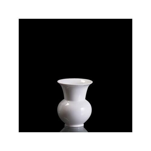 Kaiser Porzellan Vase Barock Kaiser Porzellan weiß