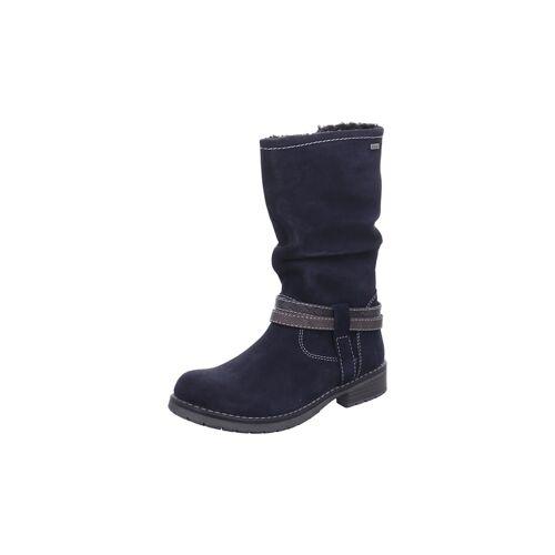 Lurchi Stiefel Lurchi blau