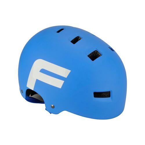 Fischer Fahrrad Helm Fahrradhelm BMX Wing FISCHER Fahrrad blau