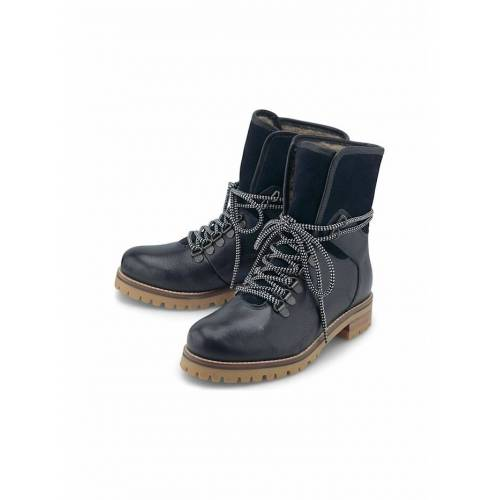 COX Winter-Boots Winter-Boots COX dunkelblau