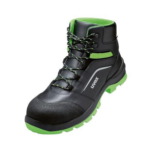 Uvex Sicherheitsstiefel uvex 2 xenova® Stiefel S3 SRC uvex schwarz/grün