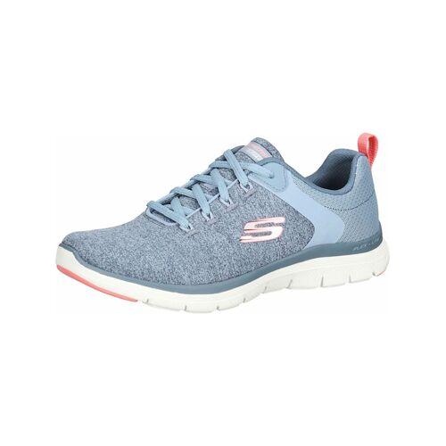 Skechers Flex Appeal 4.2 Sneakers Low Skechers blau